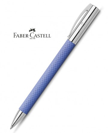 Stylo-Bille-Faber-Castell-Ambition-OpArt-Blue-Lagoon-réf_149618