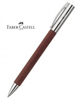 Stylo Bille Faber Castell Ambition Bois de Poirier