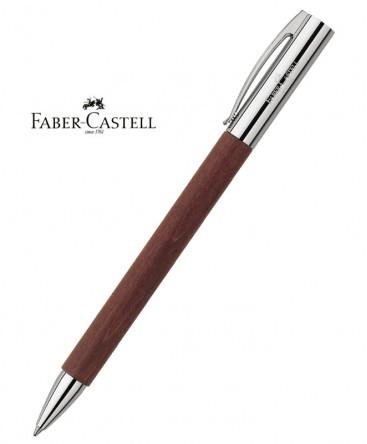 stylo-bille-faber-castell-ambition-bois-de-poirier-ref_148131