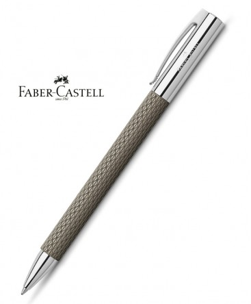 Stylo-Bille-Faber-Castell-Ambition-OpArt-Black-Sand-réf_147055