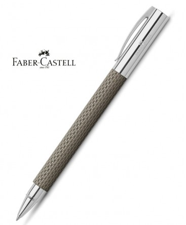 Stylo-Roller-Faber-Castell-Ambition-OpArt-Black-Sand-réf_147056
