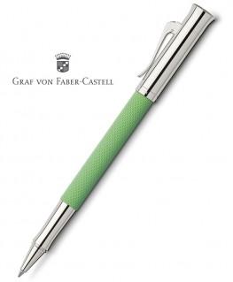 stylo-roller-graf-von-faber-castell-guilloche-vert-reptile-ref_146527