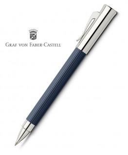 stylo-roller-graf-von-faber-castell-tamitio-bleu-nuit-ref_141573