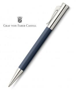 stylo-bille-graf-von-faber-castell-tamitio-bleu-nuit-ref_141583