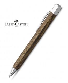 ecrin-stylo-porte-mine-faber-castell-ondoro-chene-fume-137508