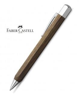 stylo-bille-faber-castell-ondoro-chene-fume-147508