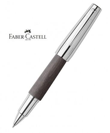 stylo-roller-faber-castell-e-motion-bois-de-poirier-nuit-148225
