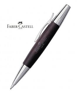 Stylo Porte-mine Faber Castell E-Motion Bois de Poirier Moka