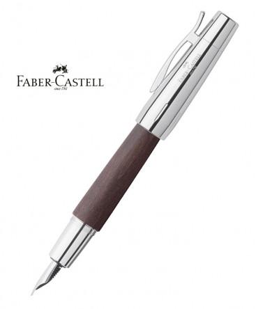 stylo-plume-faber-castell-e-motion-bois-de-poirier-moka-148210