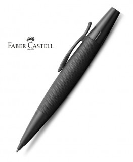 Stylo Porte-mine Faber Castell E-Motion Pure Black