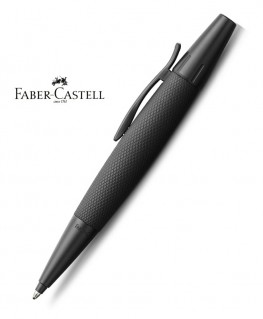 Stylo Bille Faber Castell E-Motion Pure Black