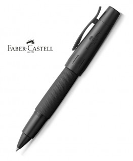 Stylo Roller Faber Castell E-motion Pure Black