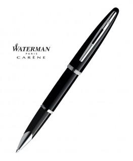 Stylo Roller Waterman Carène Laque Noire ST