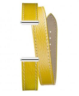 bracelet-montre-double-tour-michel-herbelin-antares-jaune-ref_brac.17048.64