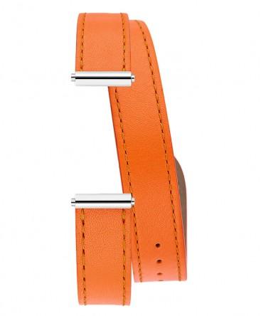 bracelet-montre-double-tour-michel-herbelin-antares-orange-ref_BRAC.17048.80