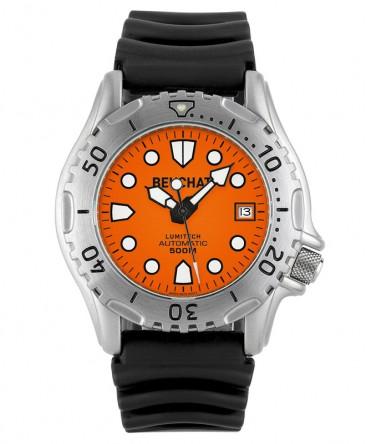 montre-beuchat-lumitech-automatique-cadran-orange-ref_BEU0504/3