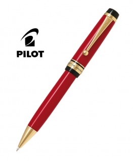 Stylo Bille Pilot Custom Urushi Laque de Chine Rouge Vermillon