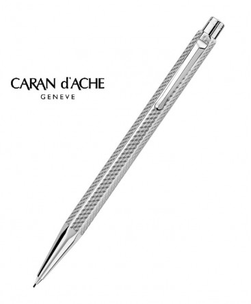 stylo-porte-mine-caran-d'ache-ecridor-cubrik-palladie-ref_4.377