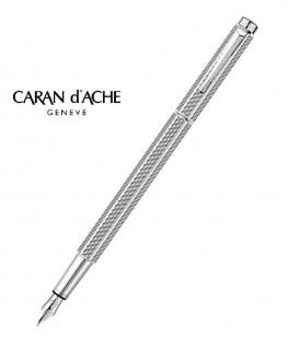 stylo-plume-caran-d'ache-ecridor-cubrik-palladie-ref_958.377