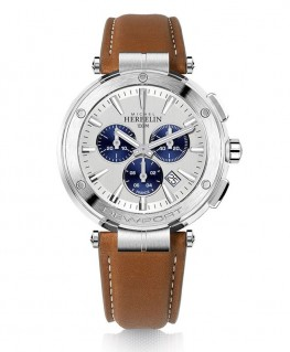 montre-michel-herbelin-newport-chrono-ref_37688/42GO