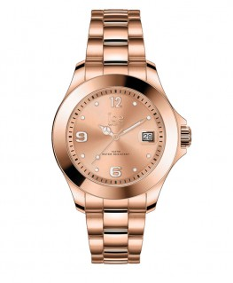 Montre ICE Watch Ice Steel Rose Gold Small